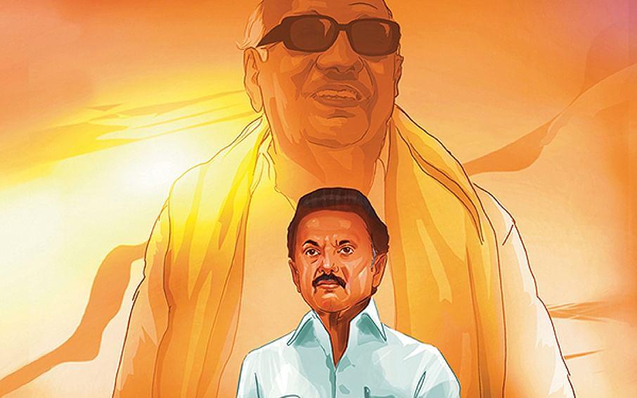 'திராவிடம்... ஒன்றியம்...' - ஸ்டாலின் தொடங்கும் தனித்துவ அரசியல்!