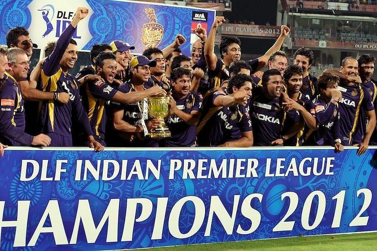 IPL 2012   CSK v KKR
