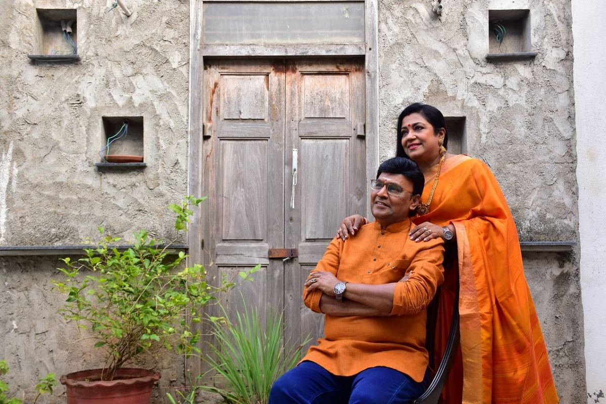 பாக்யராஜ் - பூர்ணிமா