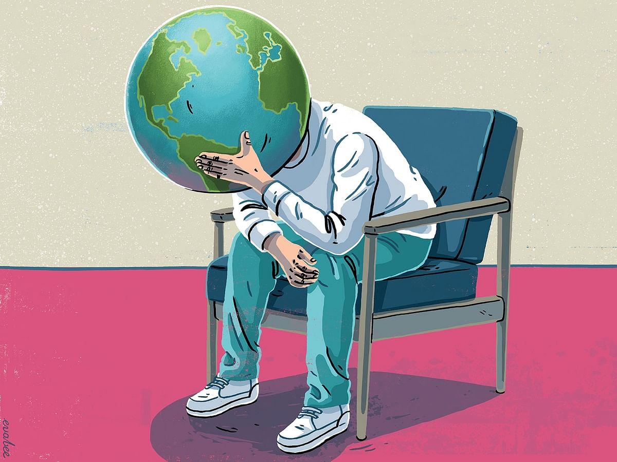 சூழல் பதற்றம் (Eco anxiety)