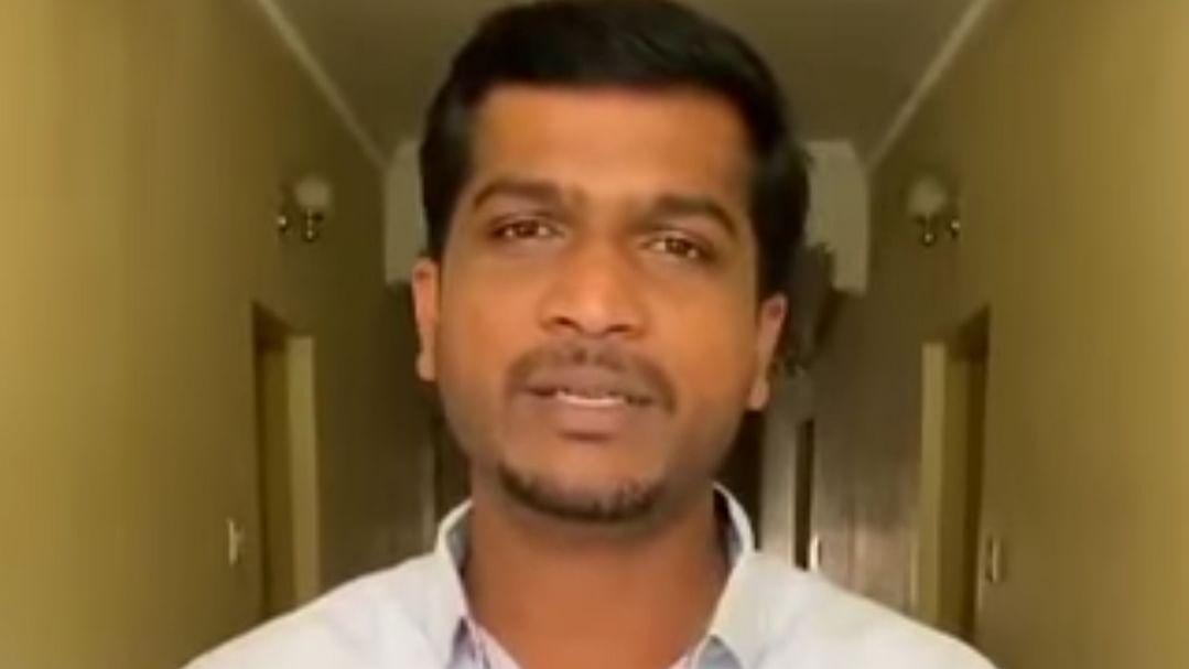 தமிழில் பதவி ஏற்றுக்கொண்ட தேவிகுளம் எம்.எல்.ஏ ராஜா