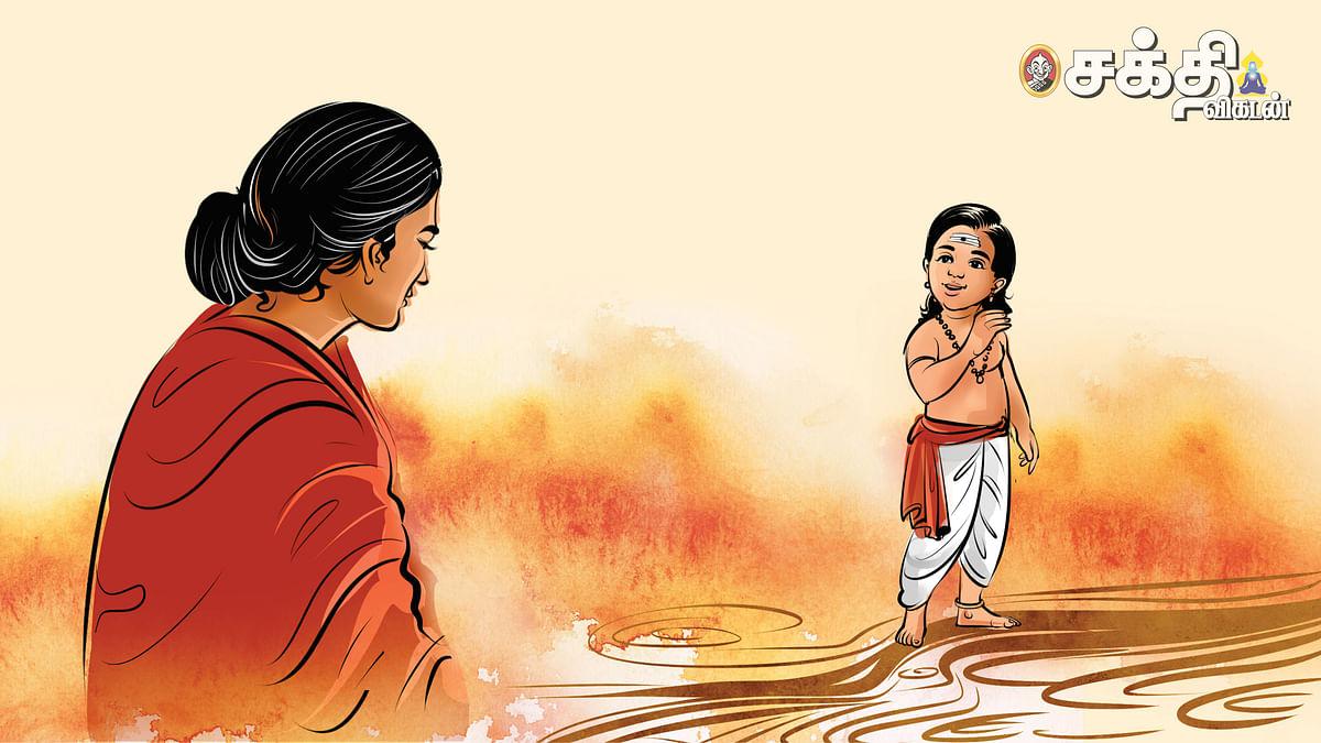 'பாபா மாமி' ரமா சுப்பிரமணியம்