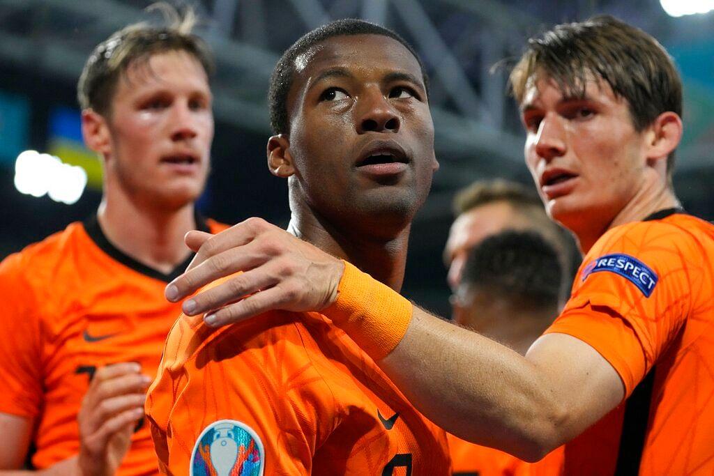 Netherlands vs Ukraine