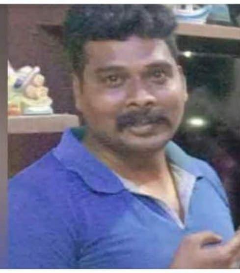 போலீஸ் எஸ்.ஐ சதீஷ்குமார்