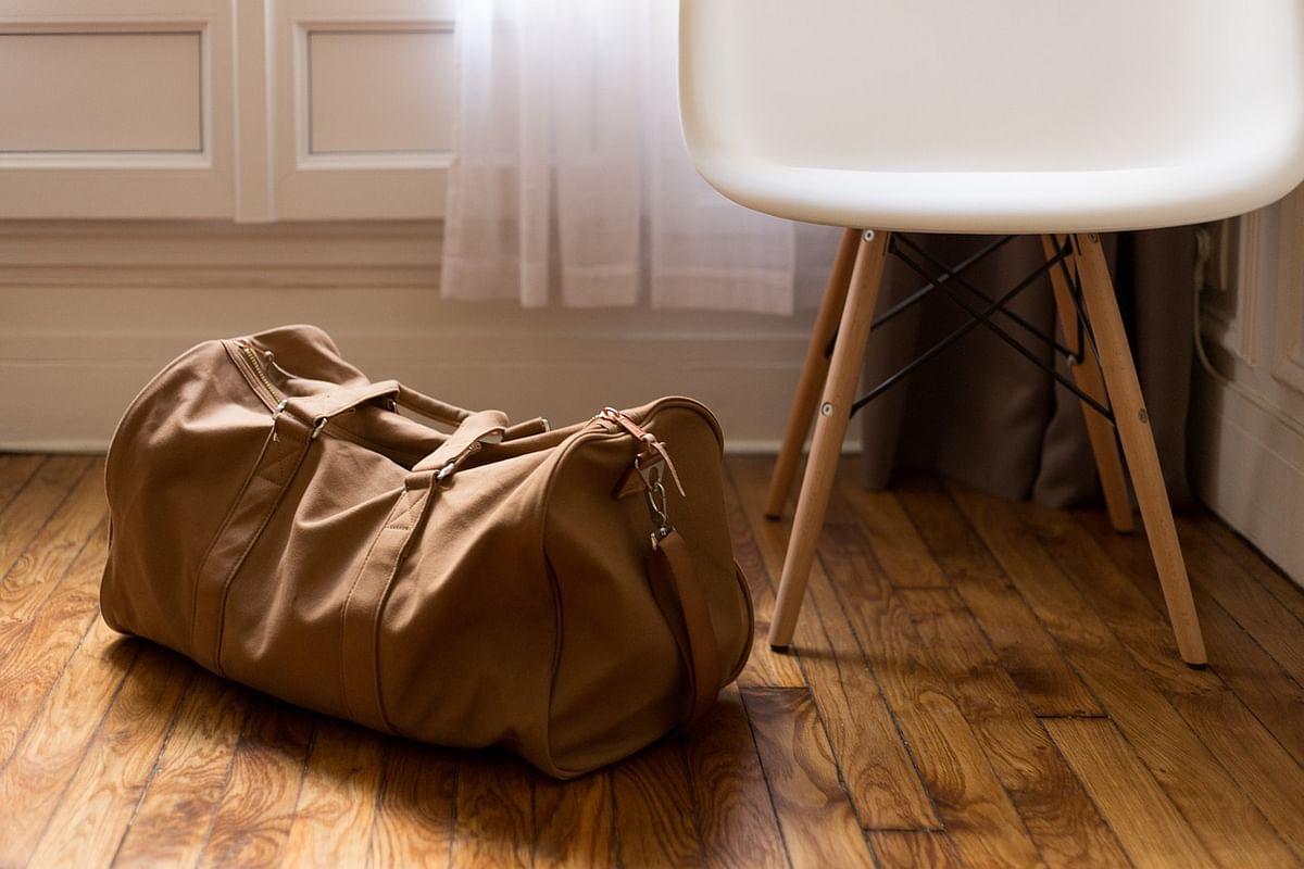 Luggage -Representational Image