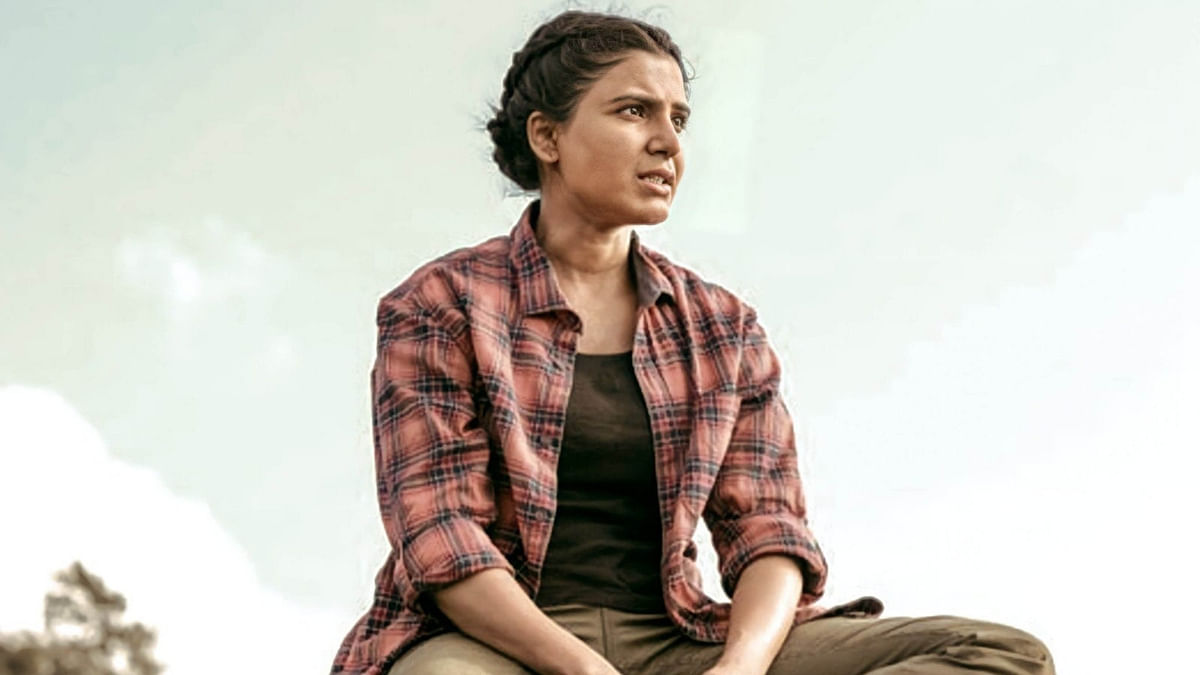 'தி ஃபேமிலி மேன் 2' வெப் சீரீஸ்