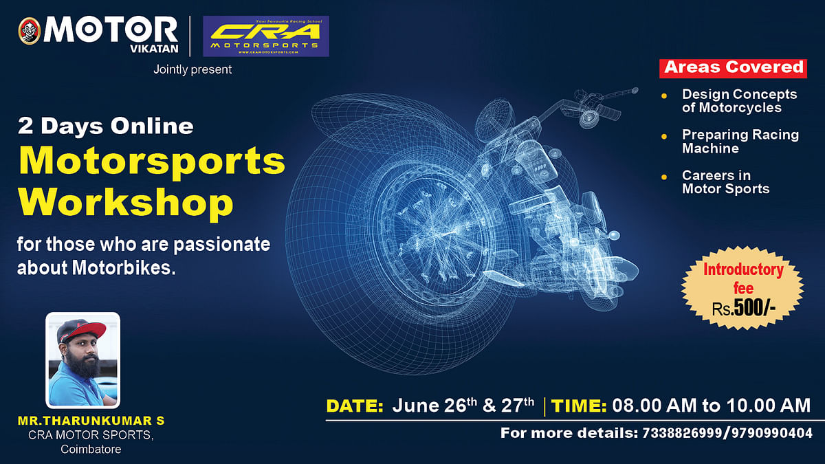2 Days Online Motorsports Workshop