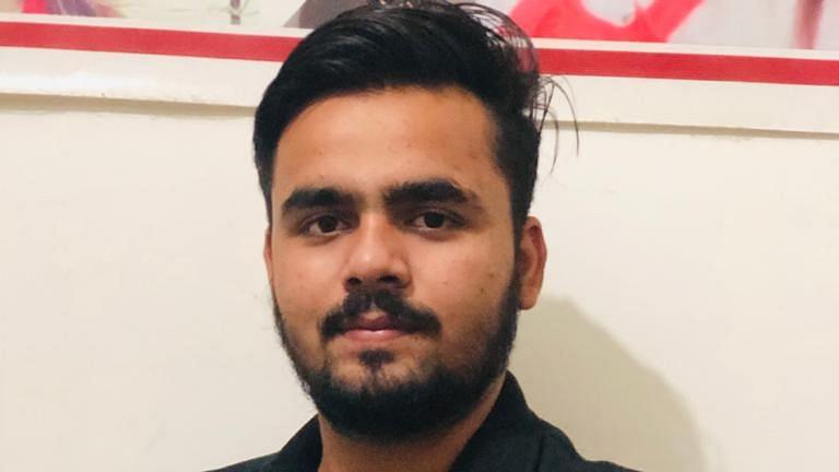 தேஜ்ஷிவ் சர்மா
