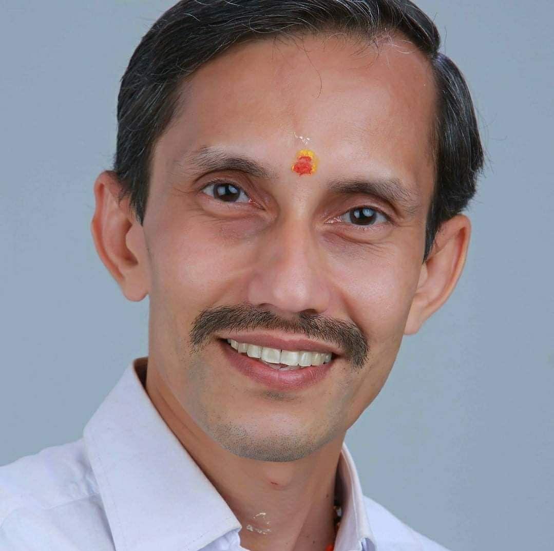 கேரள பா.ஜ.க பொதுச்செயலாளர் எம்.டி.ரமேஷ்