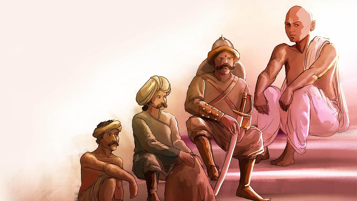 இந்தியா கண்டுபிடிக்கப்பட்ட கதை