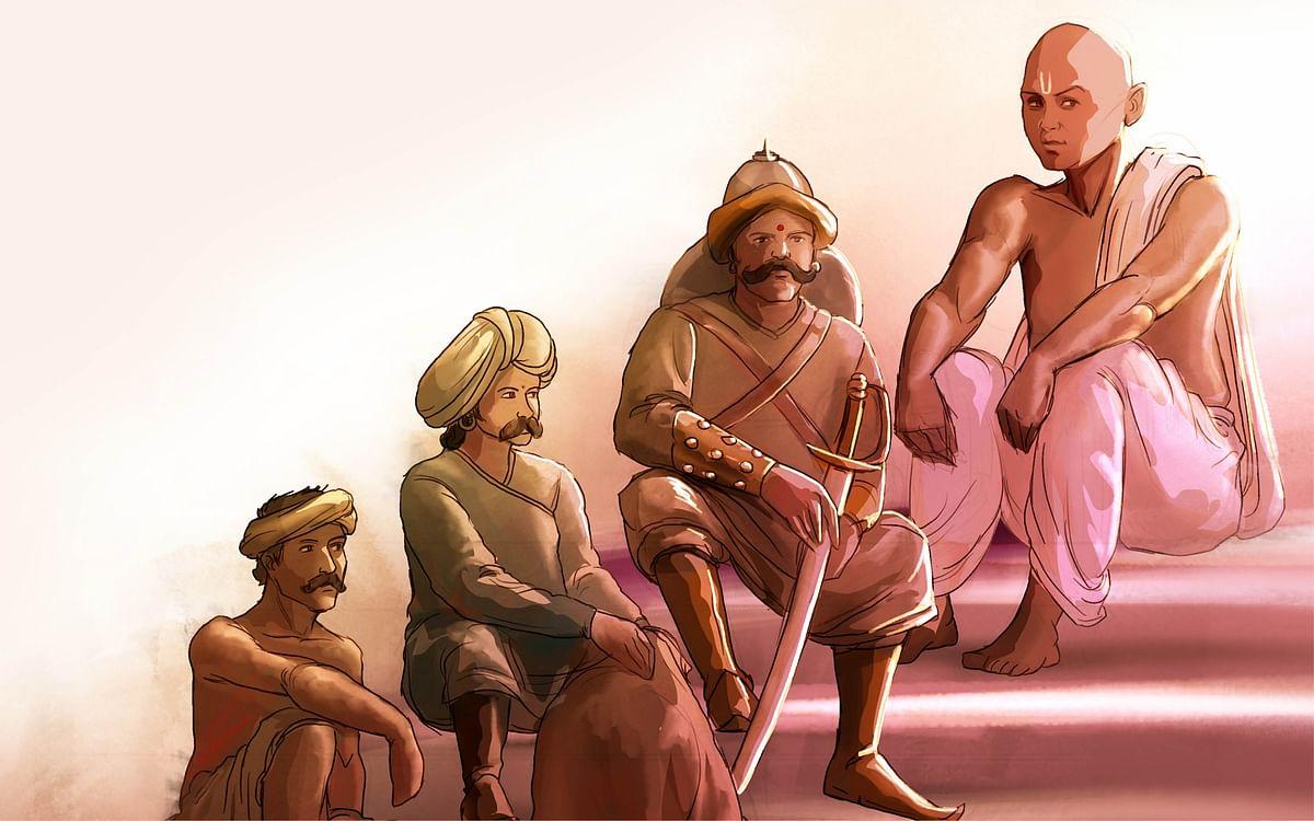 இந்தியா கண்டுபிடிக்கப்பட்ட கதை - 17 - சாதி என்றால் என்ன?