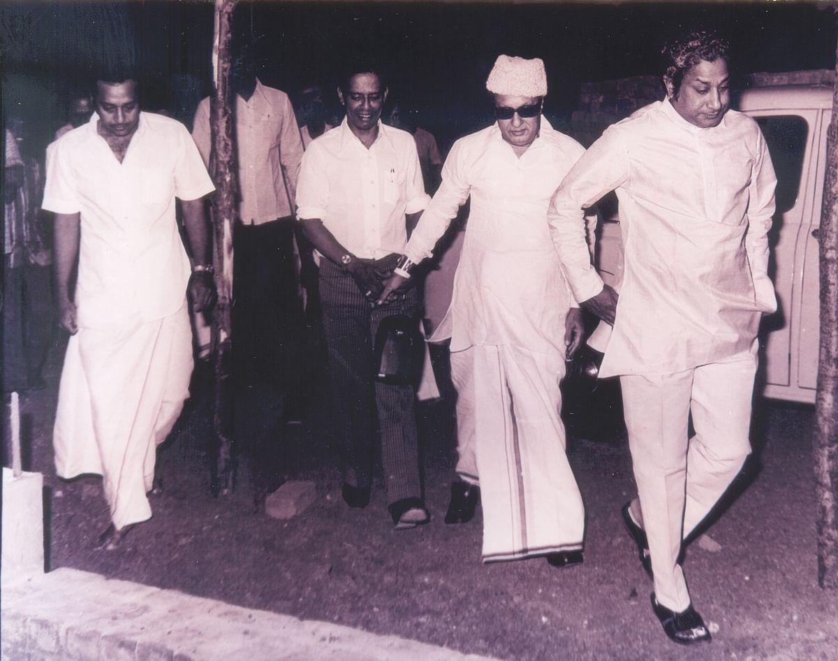 எம்ஜிஆர் - சிவாஜி