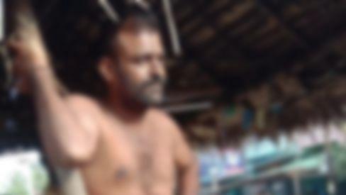 பாதிக்கப்பட்ட வெங்கடேஷ்
