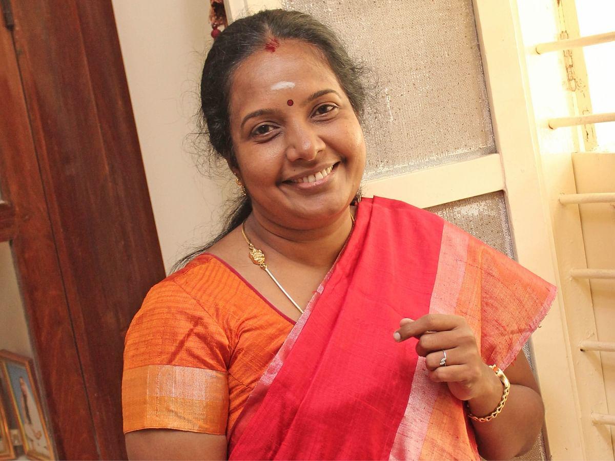 `நான் ட்வீட் போட்ட அடுத்த நாள், வலிமை அப்டேட்  வந்துவிட்டதே..!' - வானதி சீனிவாசன் #Exclusive