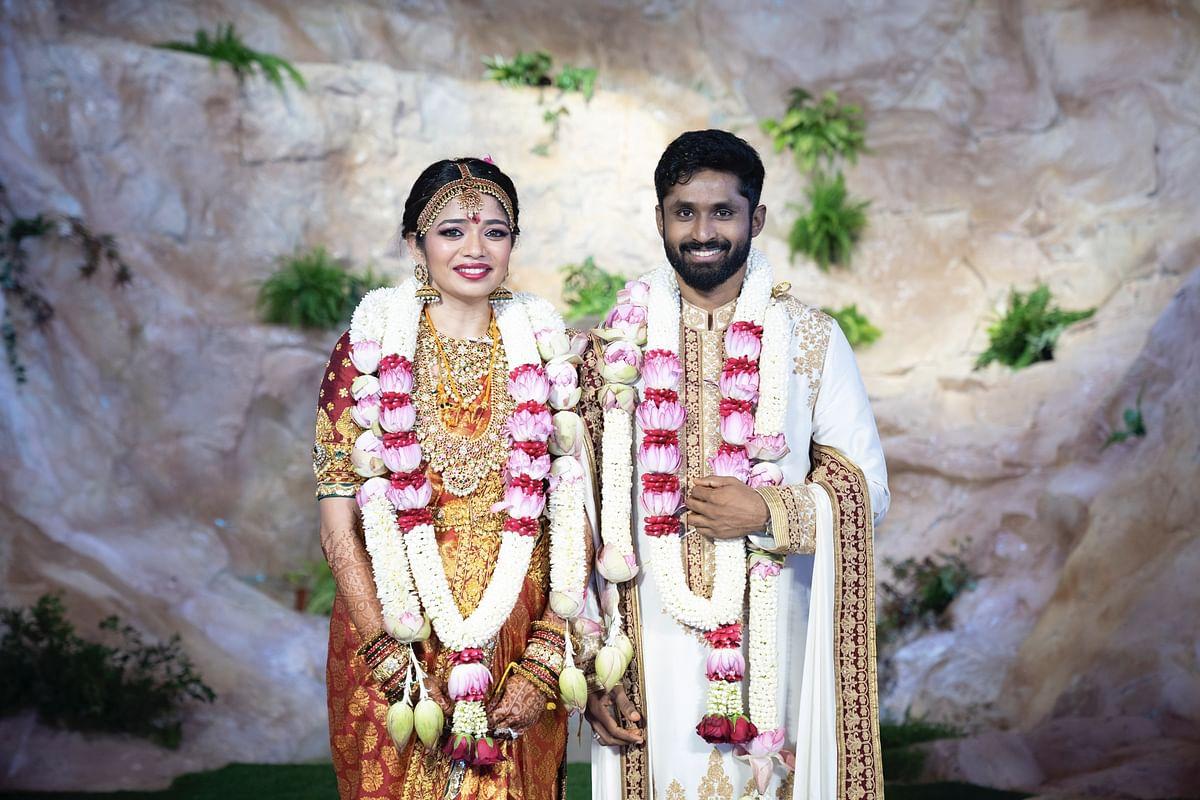 ரோஹித் - ஐஸ்வர்யா