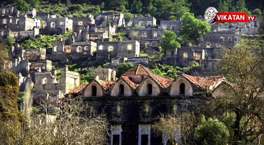 Ghost Town: மனிதர்களே அற்ற ஒரு நகரத்தின் கதை - Turkey Kayakoy: Ottoman : | பகுதி 3