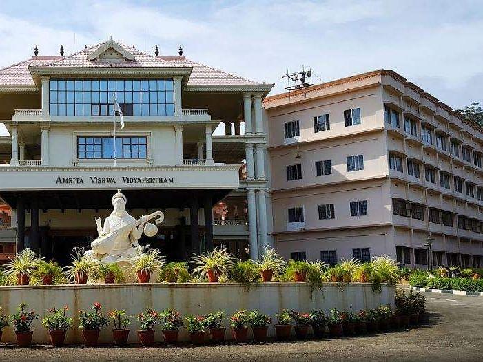 சிறந்த 100 பல்கலைக்கழகங்கள்... அம்ரிதா விஸ்வ வித்யாபீடம் சிறப்பிடம்!