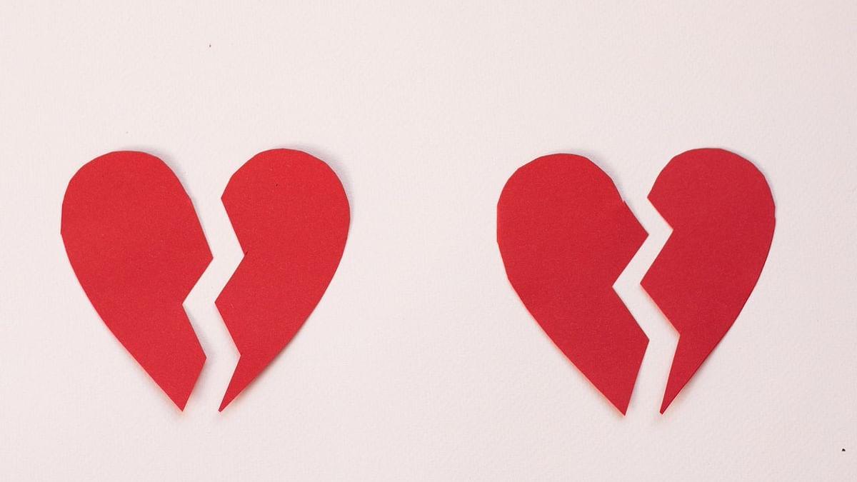 Break up (Representational Image)