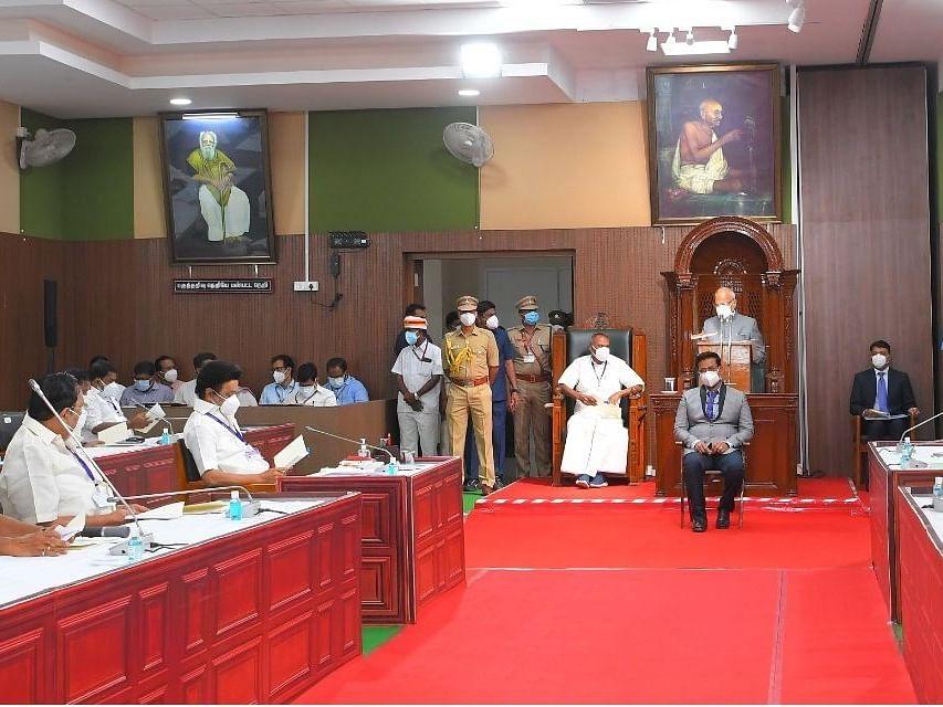 'ஒன்றிய அரசு முதல் பெரியார் வரை...' ஆளுநர் உரையில் பாஜக-வைச் சீண்டியதா ஸ்டாலின் அரசு?