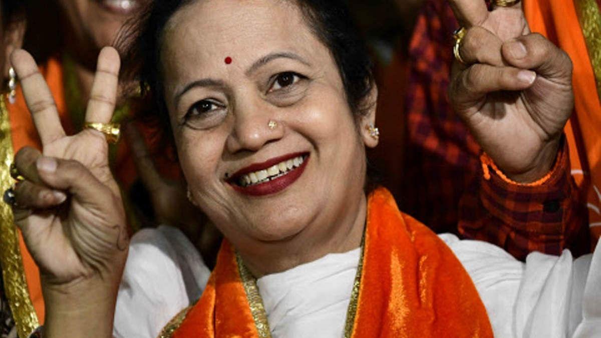 மேயர் கிஷோரி