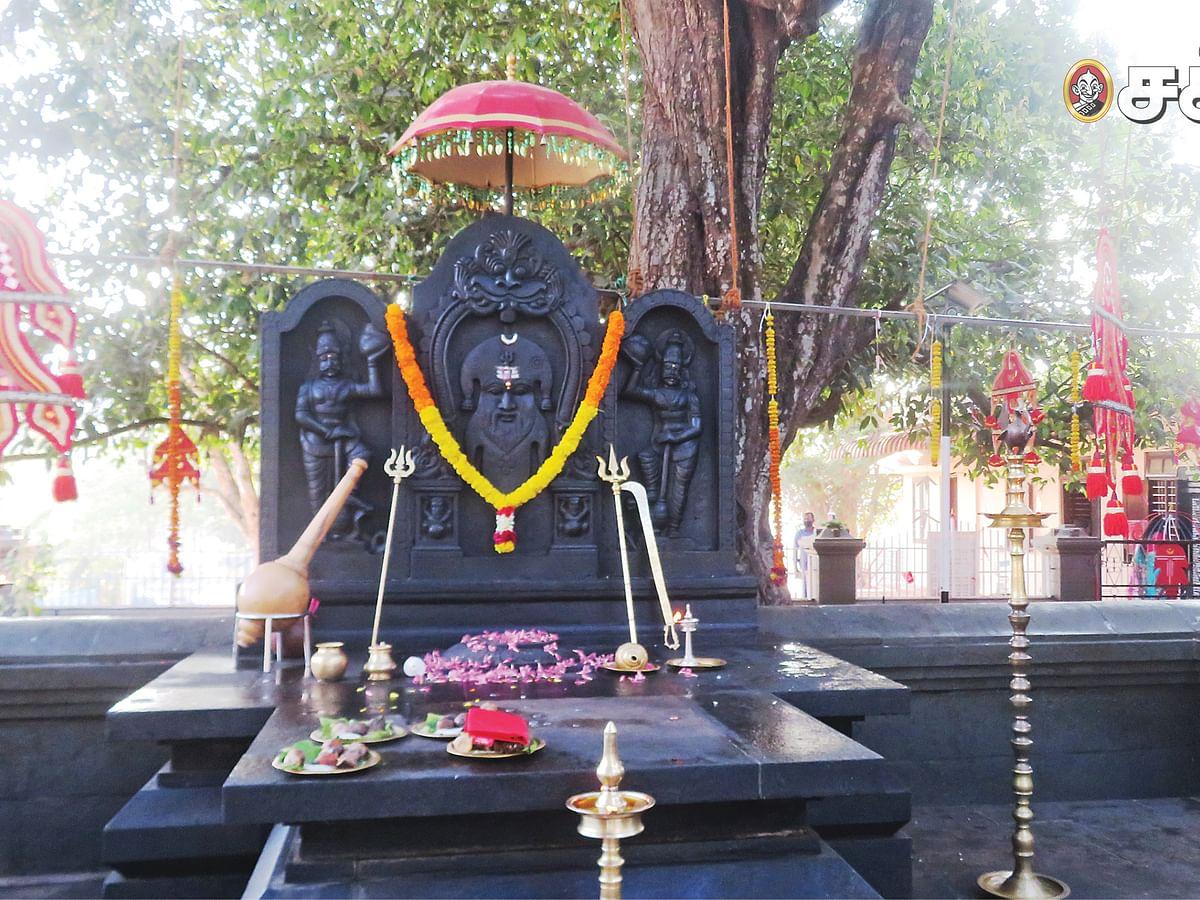 சகுனி ஆலயம்