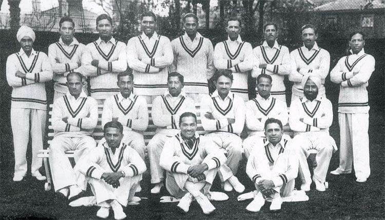 1932 - இந்திய கிரிக்கெட் அணி
