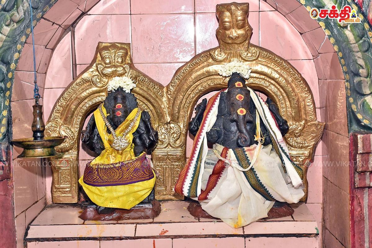 விநாயகர் - சந்தோஷி மாதா