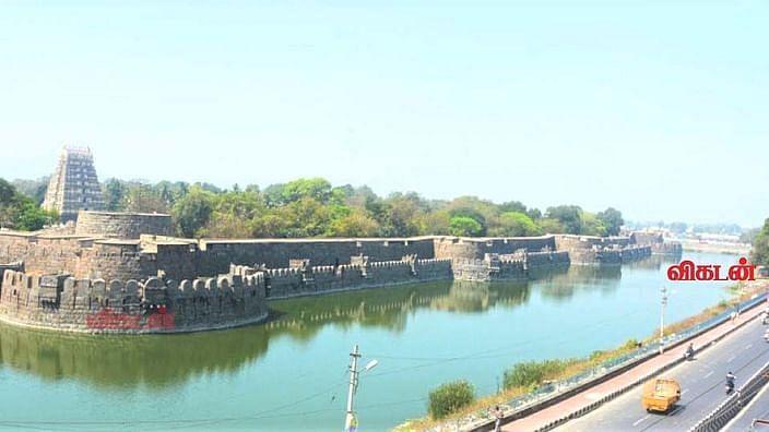வேலூர் கோட்டை