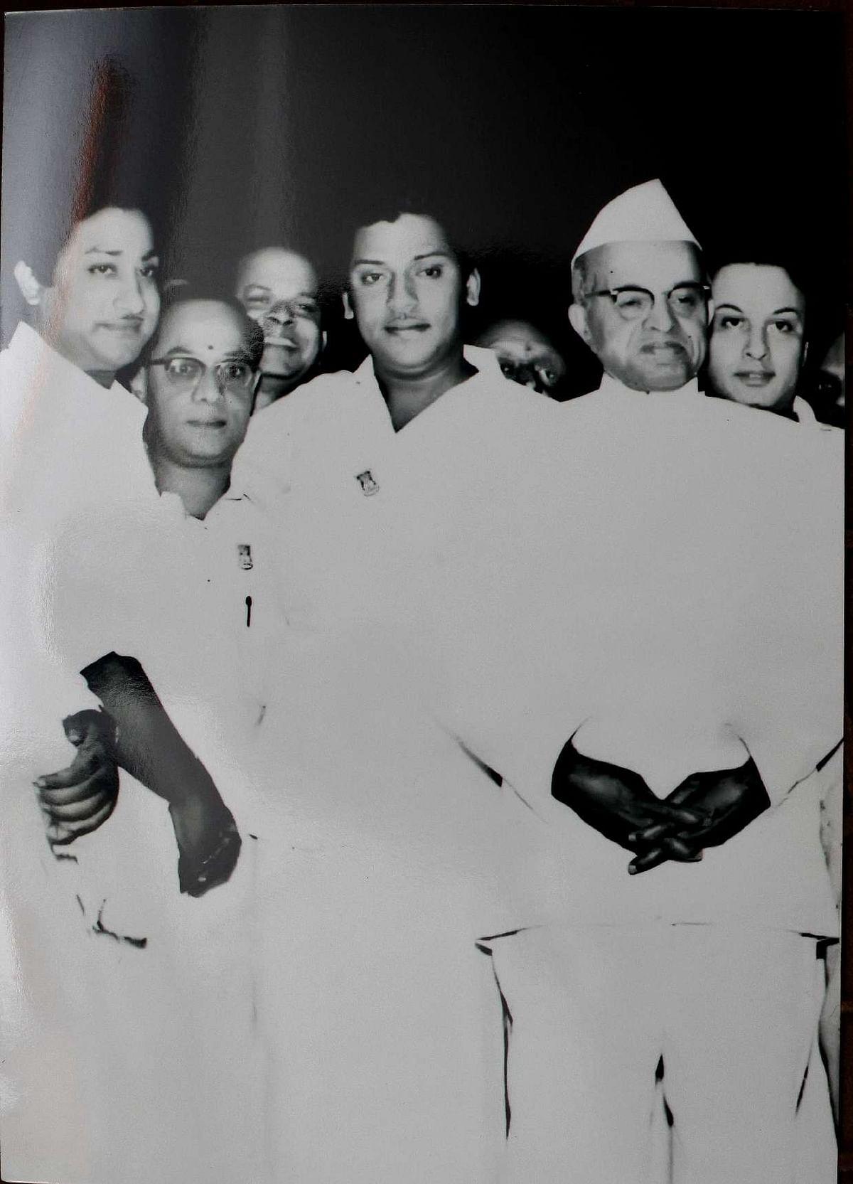 சிவாஜி, எம்ஜிஆர்