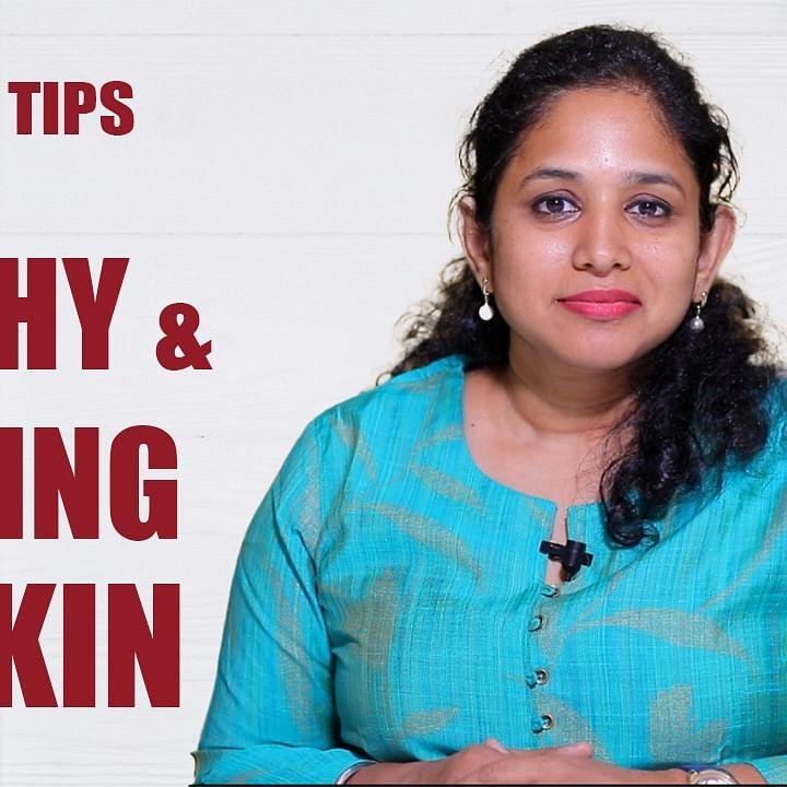 glowing skin diet