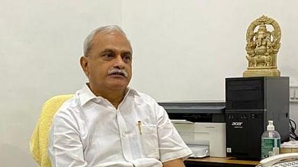 புதுச்சேரி காங்கிரஸ் எம்.பி வைத்திலிங்கம்