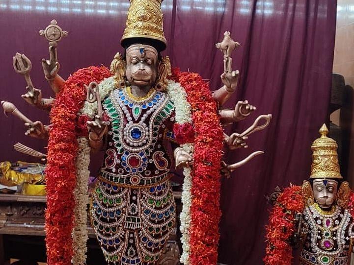 சிங்கப்பூருக்குக் கடத்தப்பட்ட ஆஞ்சநேயர் சிலை - 43 ஆண்டுகளுக்குப்பின் மீட்கும் நடவடிக்கை தொடங்கியது!