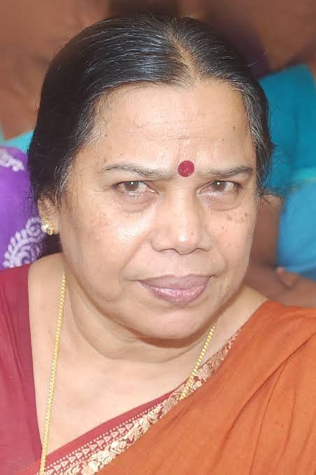 பி.கே.ஸ்ரீமதி