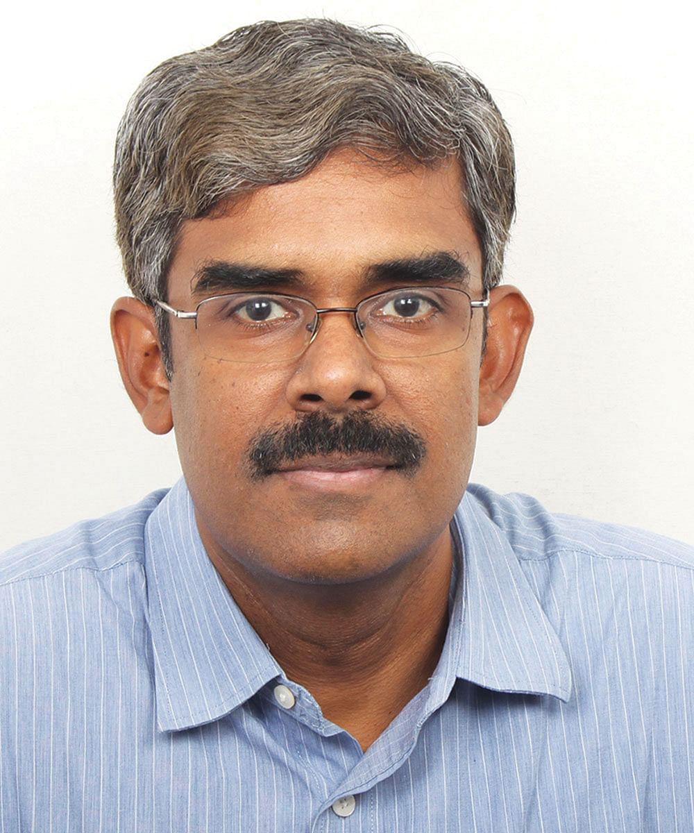 எஸ்.ராமச்சந்திரன்  தொழில்நுட்ப  ஆலோசகர்,  Infosys  Knowledge  Institute