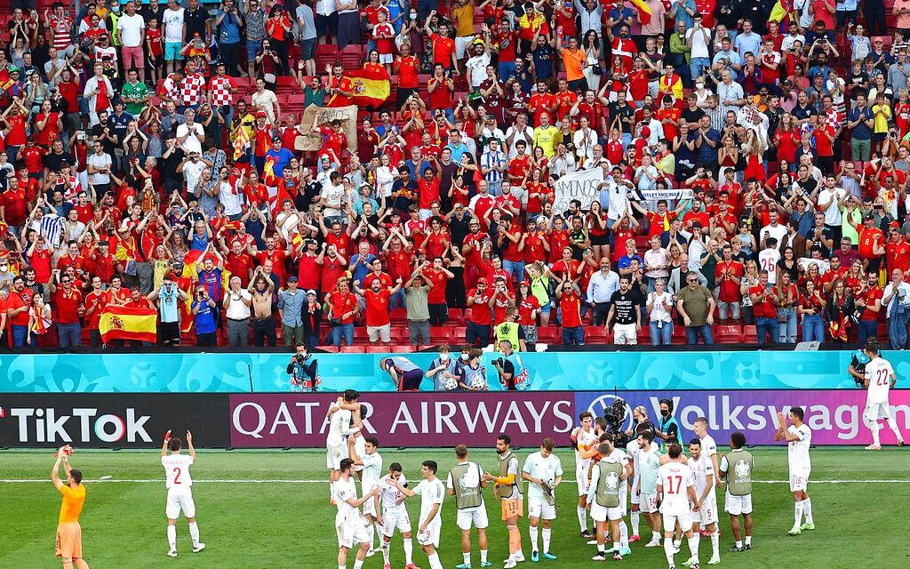 EURO 2020 : உலக சாம்பியன் பிரான்ஸை வெளியேற்றிய ஸ்விட்சர்லாந்து... குரோஷியாவிடம் போராடிய ஸ்பெயின்!