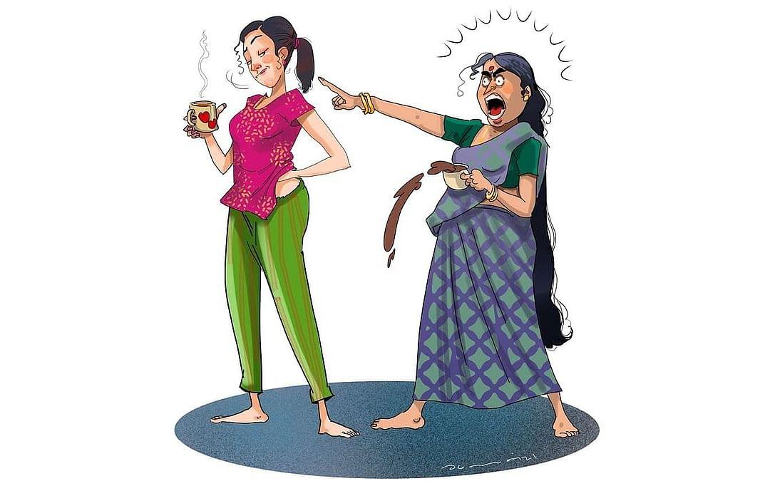மேடம் ஷகிலா - 26: பெண்களே, மாமியார்கள் இருக்கட்டும்… நம் அம்மாக்கள் செய்யும் கொடுமைகளைப் பேசுவோமா?!
