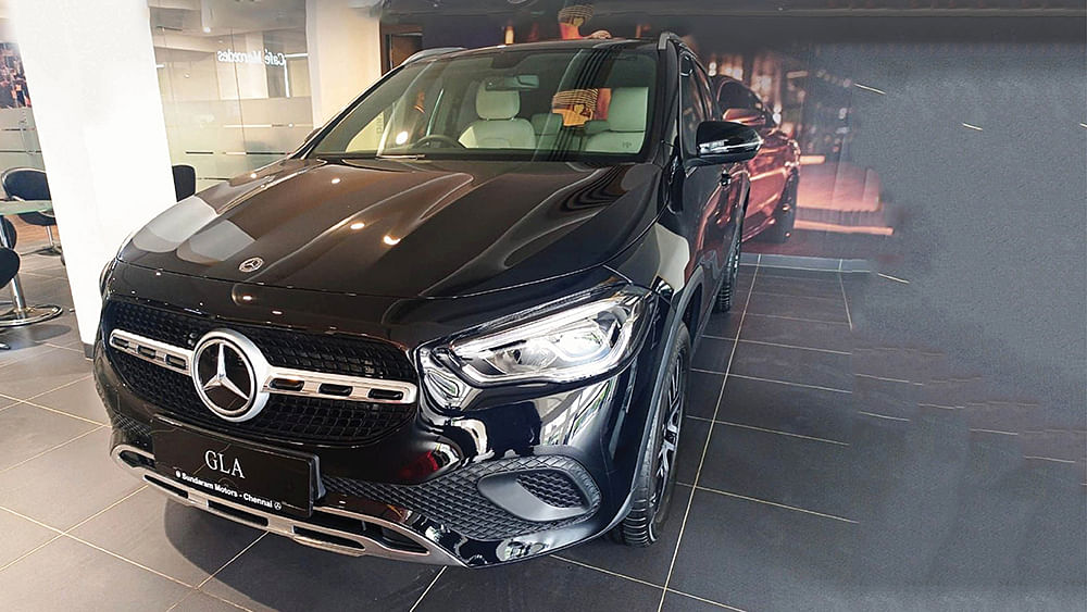 Benz GLA 200