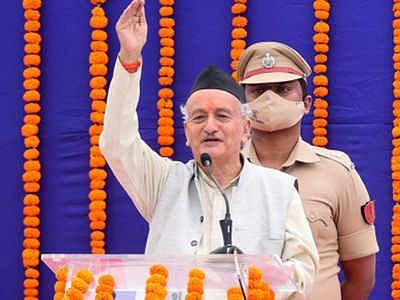 """மகாராஷ்டிரா: """"எதிர்க்கட்சித் தலைவரின் கோரிக்கையை பரிசீலியுங்கள்""""- முதல்வரிடம் தெரிவித்த ஆளுநர்!"""
