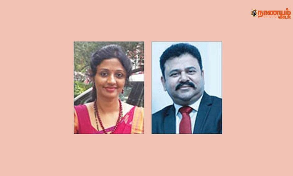 சித்ரா அரவிந்த்,  ராம்தாஸ் பரதன்