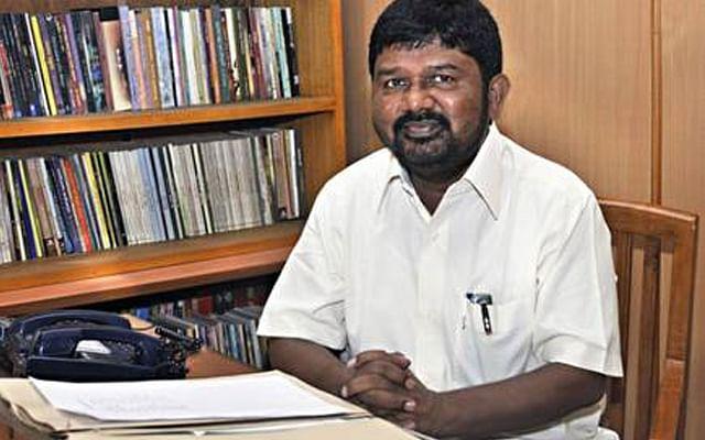 கன்னட எழுத்தாளர் சித்தலிங்கய்யா