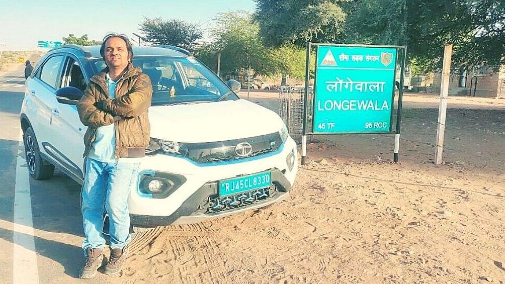 Jaipur to Longewala