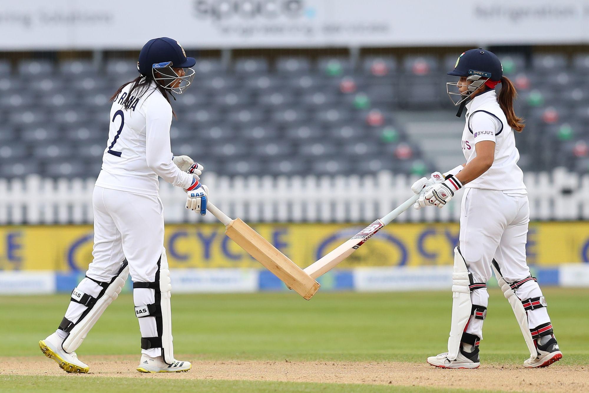 ENGvIND   Women's Cricket