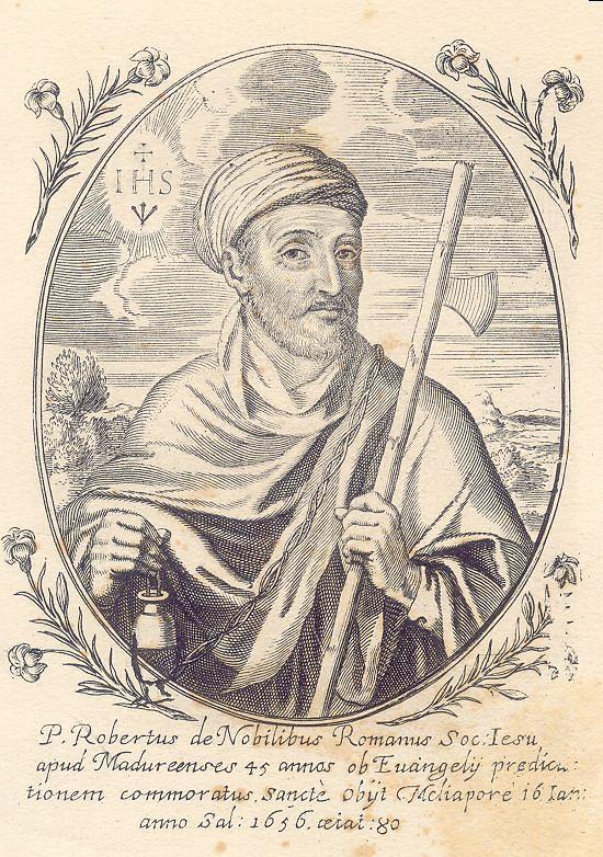 ராபர்ட்-டி-நோபிலி (Roberto-de-Nobili)