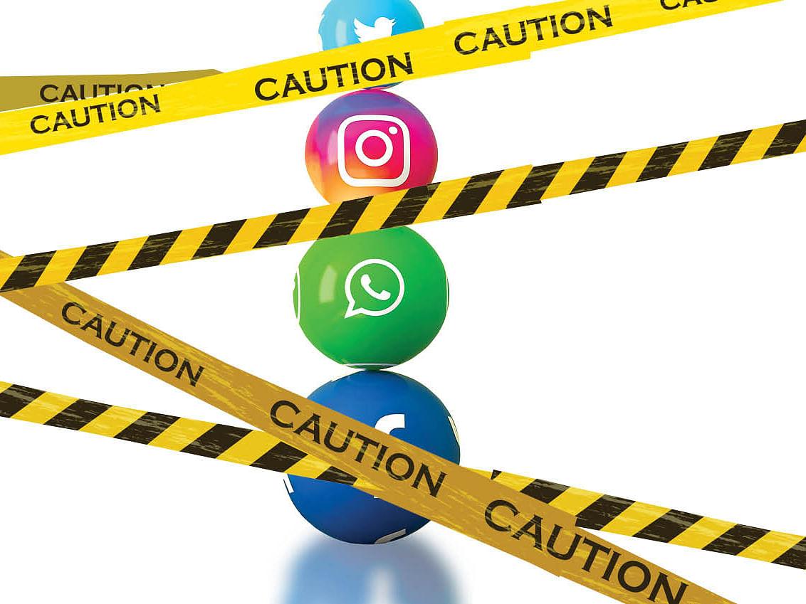 #TwitterBan, #InstagramBan, #WhatsappBan
