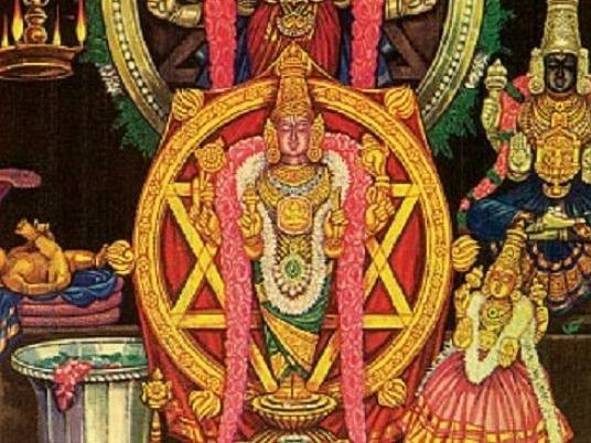சுப மங்கல வாழ்வு அருளும் ஸ்ரீசுதர்சனர் மகா ஹோமம்... நீங்களும் சங்கல்பிக்கலாம்!