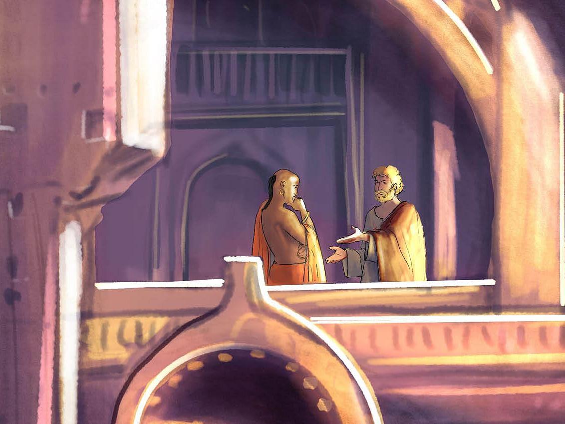 இந்தியா கண்டுபிடிக்கப்பட்ட கதை - 19 - சாணக்கியரும் மெகஸ்தனிஸும்!