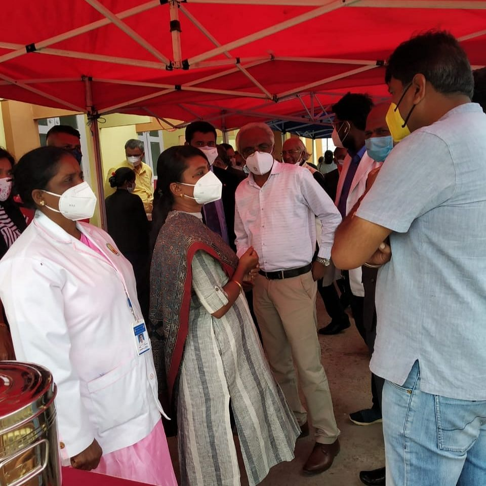 குன்னூர் அரசு மருத்துவமனையின் டையாலிசிஸ் மையம்