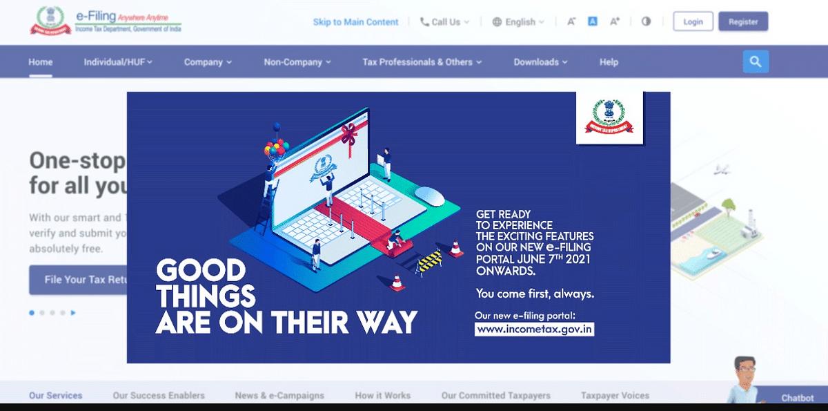 New IT Website