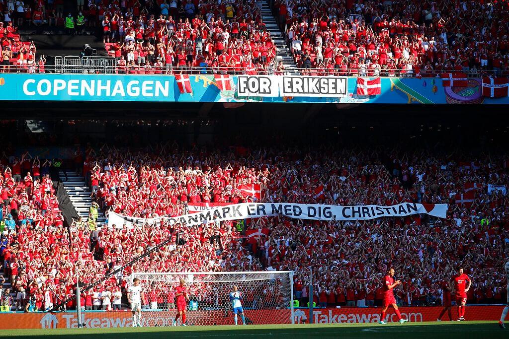 Denmark vs Belgium