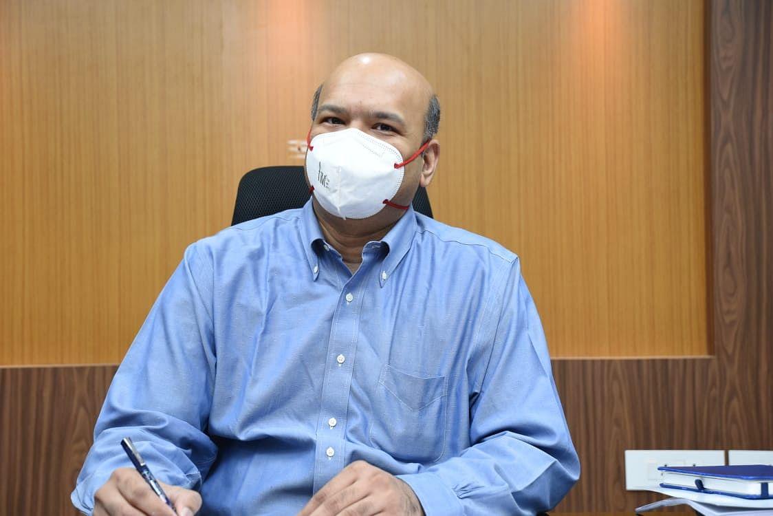 கோவை மாவட்ட ஆட்சியர் நாகராஜன்